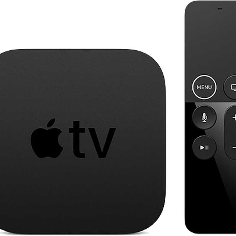 Apple TV 4K 32GB black